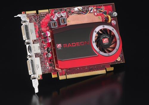 Ati Radeon HD 4670, Video DDR3 128bits