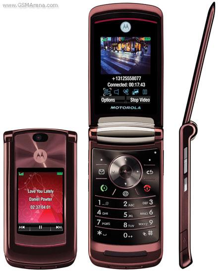 Nuevo Motorola V9 3G, un motorola V9 más