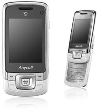 Samsung SCH-W720, movil 3G