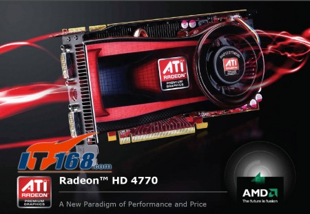 radeon hd 4770 01 450x311 Review ATI Radeon HD 4770, Nueva Gpu HD RV740 Oficial