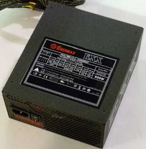 Enermax mostrará su primera PSU 80Plus Platinum en CeBIT