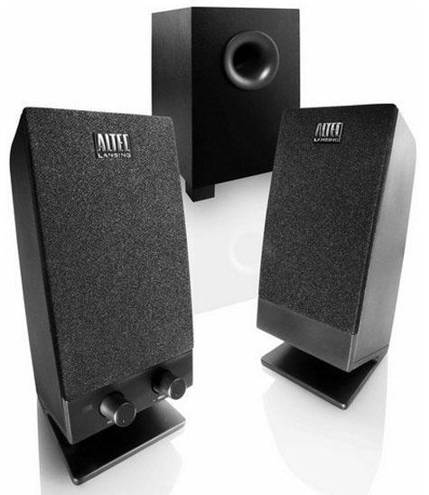 Altec Lansing anuncia su Sistema de Altavoces BXR1321 2.1