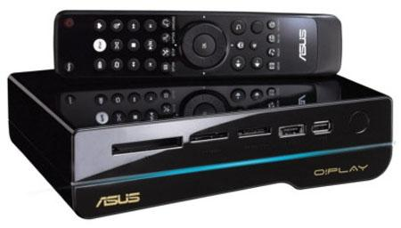 Asus revela el Reproductor Multimedia O!Play Gallery HD