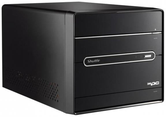 Shuttle lanza su Mini PC Barebone SX58H7 Pro