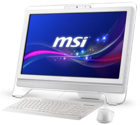 MSI presenta su All In One Wind Top AE2070