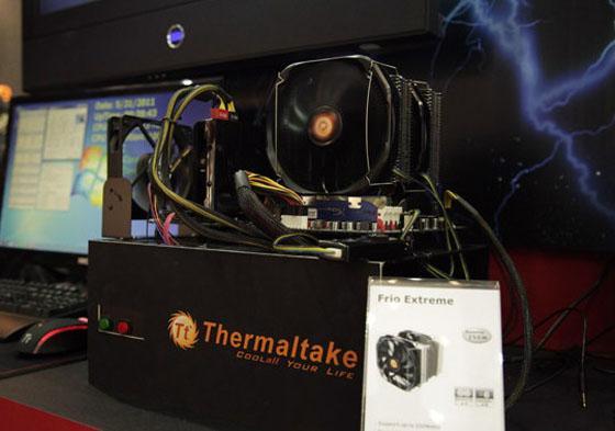 Thermaltake muestra en Computex su CPU Cooler Frio Extreme