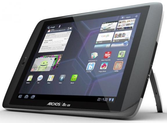 archos80g902 575x423 Archos actualiza los precios para sus próximas tablets G9 Android