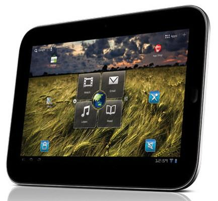 lenovoideapadk1011 Las tablets Lenovo IdeaPad K1 y ThinkPad estarían llegando mañana