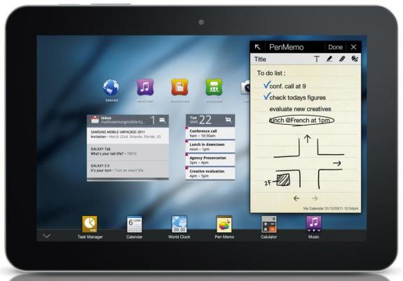 Amazon UK tiene en sus listas la Galaxy Tab 8.9