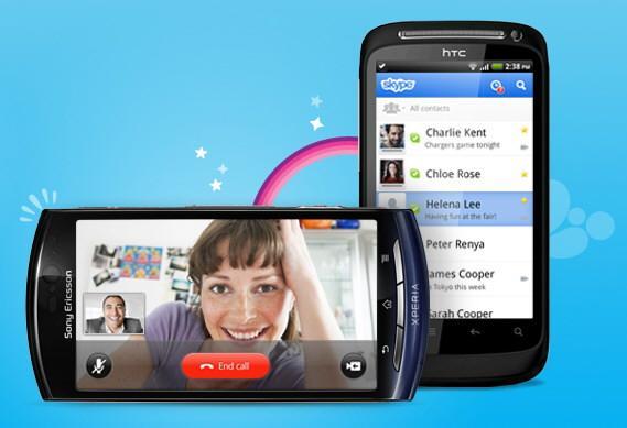 Skype 2.5 para Android liberado, con soporte para 14 nuevos dispositivos