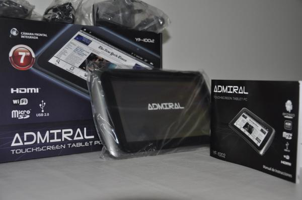 tablet admiral 7 Admiral 7 | Tablet economica Argentina
