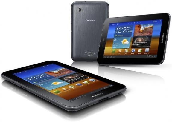 La tablet Samsung Galaxy Tab 7.0 Plus llegara a E.E.U.U. el 13 de noviembre