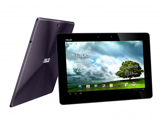 asus eee pad transformer prime Primeros reviews de la Tablet Asus Transformer Prime