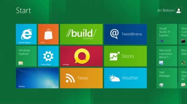 Windows 8 llegara el 29 de febrero 2012