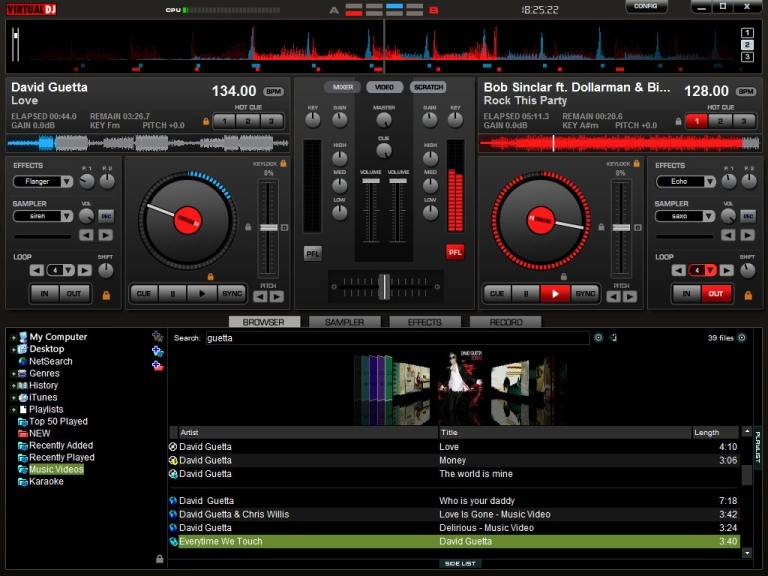 VirtualDJ2 Descargar virtual dj gratis para pc