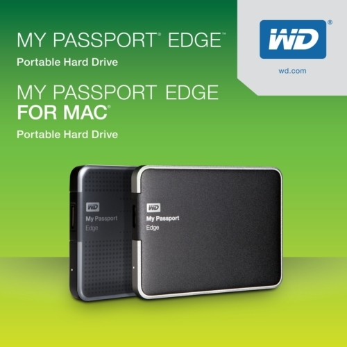 Western Digital lanza su nuevo disco duro externo My Passport Edge
