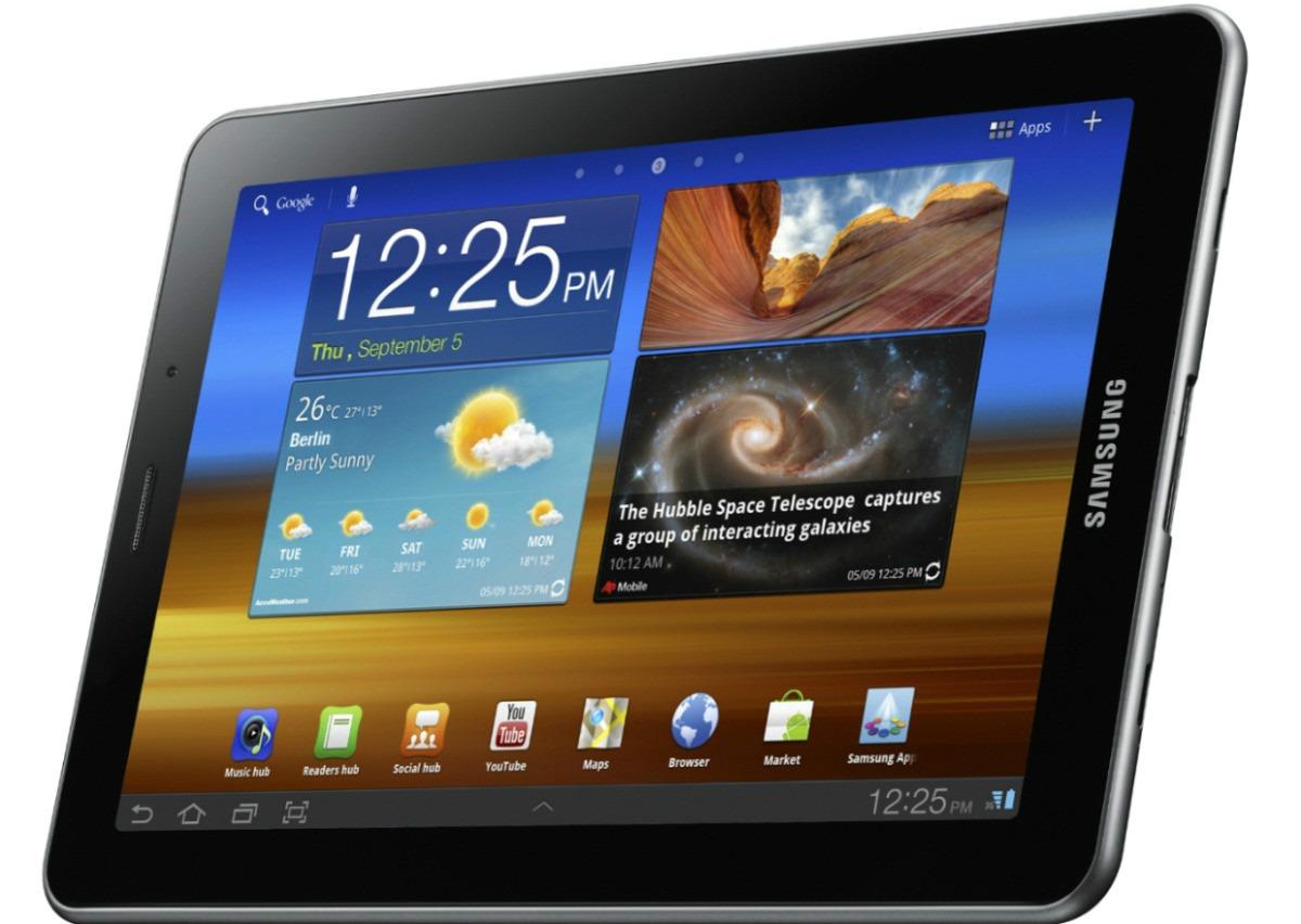 tabletsamsung Samsung espera mejorar la venta de Tablets durante 2013