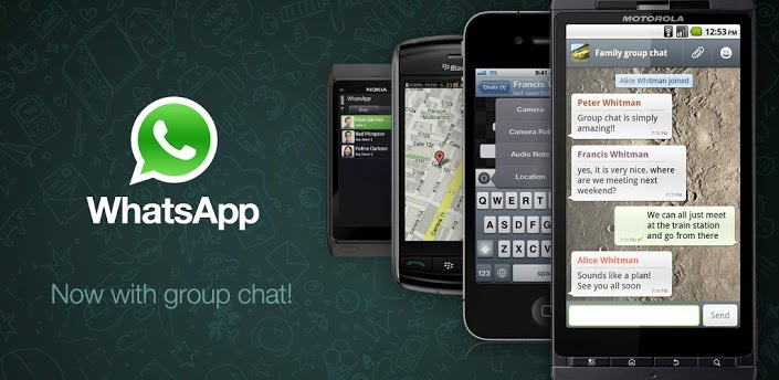 whatsapp para table android Descargar Whatsapp para tablet android gratis