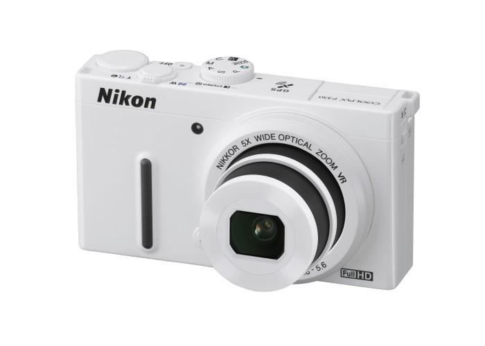 Nikon Coolpix P3301 Nikon presenta su cámara fotográfica Coolpix P330
