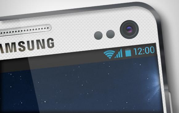 El Samsung Galaxy S IV se podrá manejar con la vista