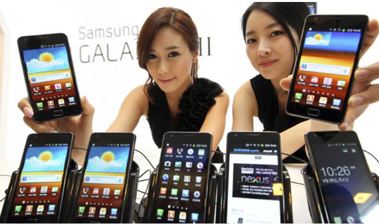Samsung seguirá utilizando plástico en sus smartphones