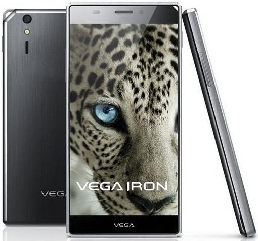 Pantech Vega Iron
