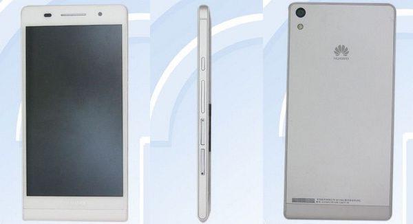 Huawei- p6 U06