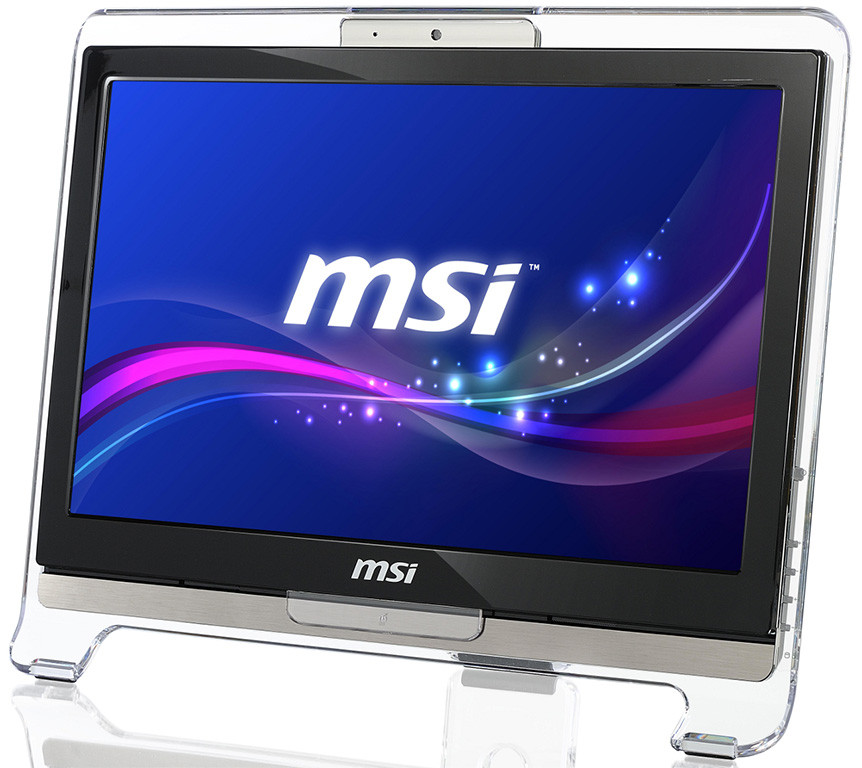MSI presenta su All In One Wind Top AE1941