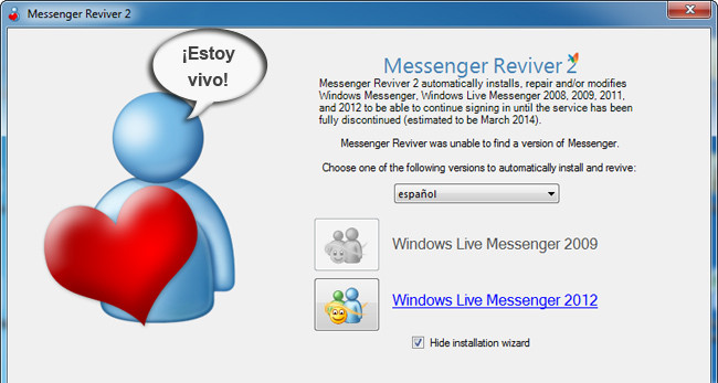 MessengerReviver