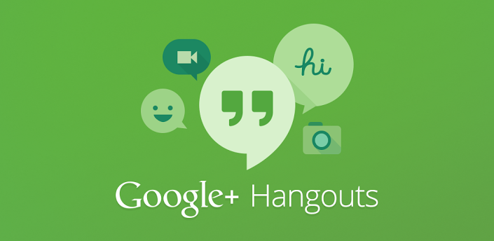 Google Hangouts ya se encuentra disponible