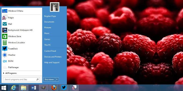 windows 8 menu inicio