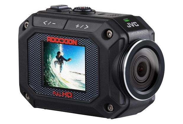 JVC Adixxion Action Cam -1