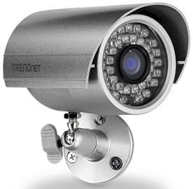 TRENDnet presenta su cámara IP para exteriores TV-IP302PI