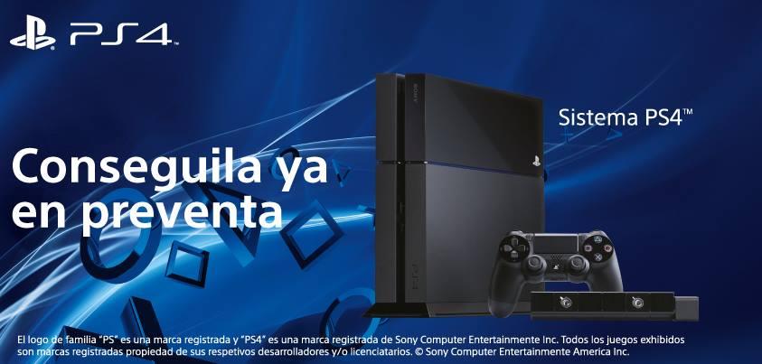 ps4 argentina
