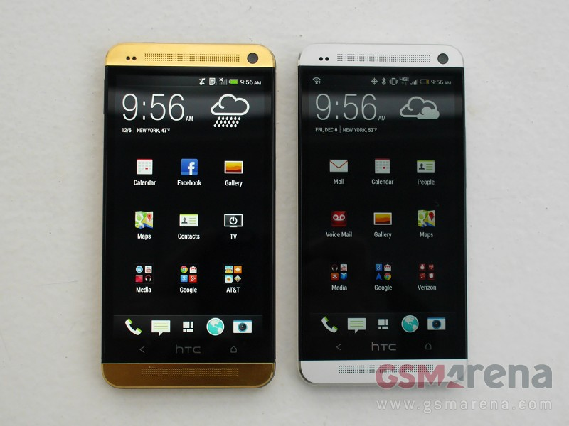 HTC One Gold Edition 0