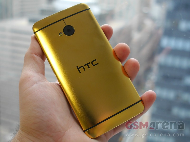 HTC One Gold Edition 2
