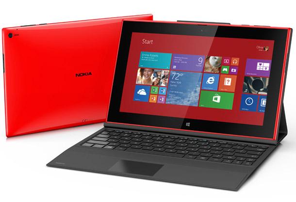lumia 2520 tablet