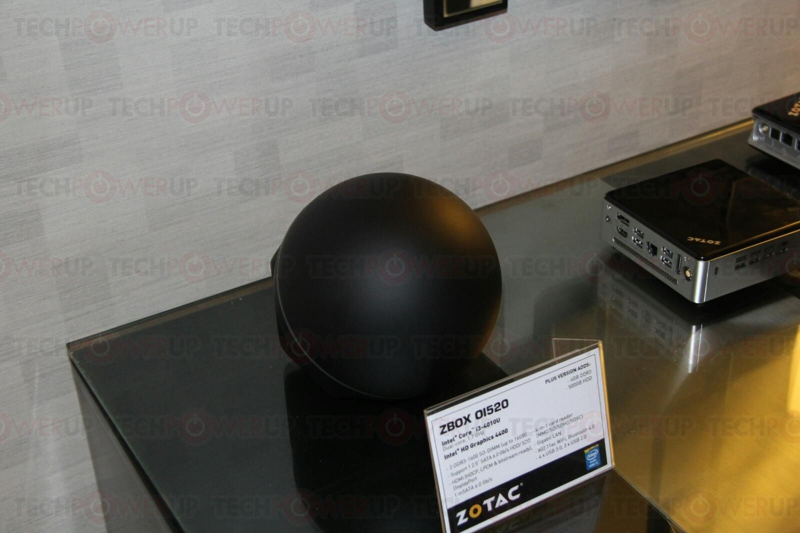 Mini PC ZBOX 01520