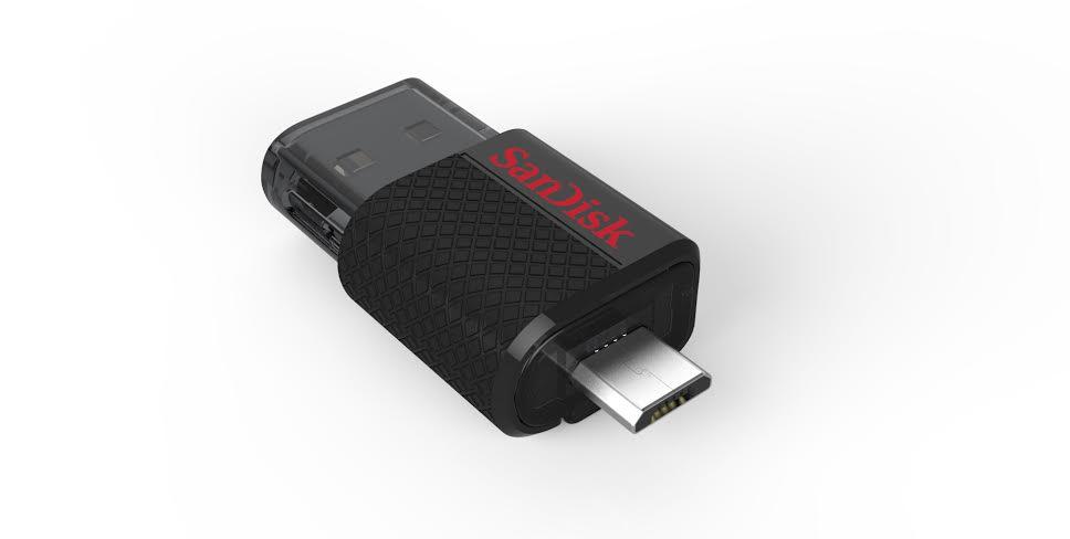 USB dual sandisk