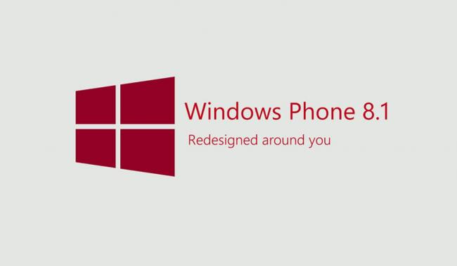 windows phone 8 1