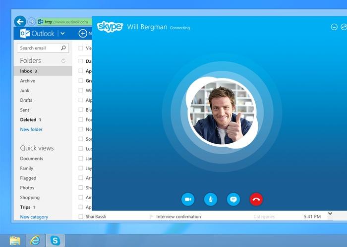 Skype-For-Outlook