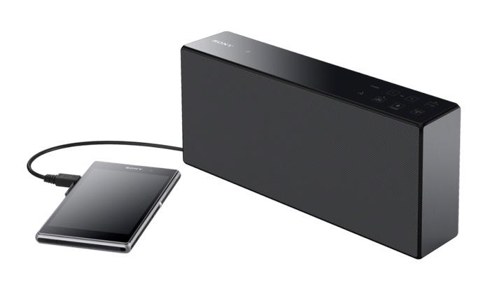Parlantes inalámbricos Sony SRS- X7 y SRS- X5 a la venta