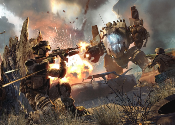 Crytek lanza Warface Open Beta