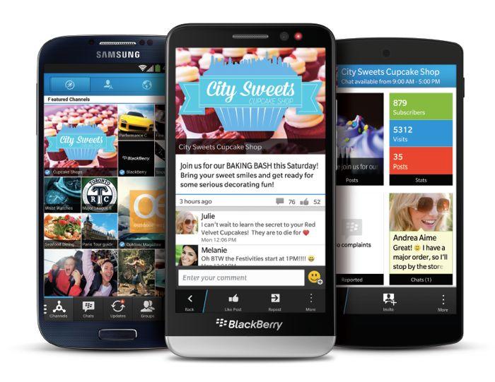 BBM ahora tiene 85 millones de usuarios activos