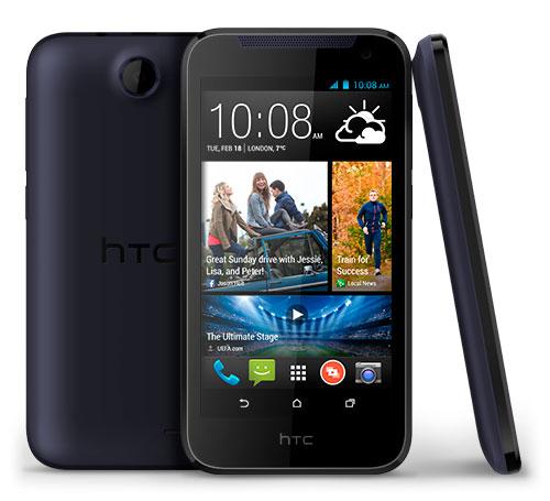 El HTC Desire 310, rival del Motorola Moto G, llegará en abril por 160 dolares