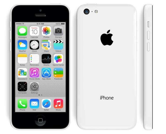 Inventario de Apple iPhone 5C se acumula por falta de ventas