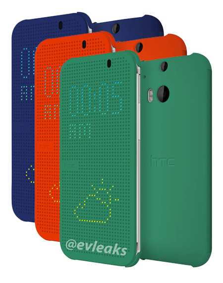 All New HTC One | Flip Covers filtradas y tecnología UltraPixel confirmada para su cámara