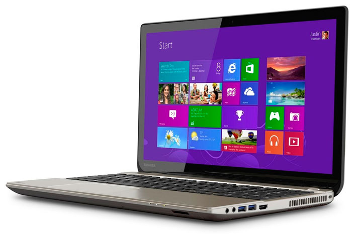 Toshiba Satellite P557