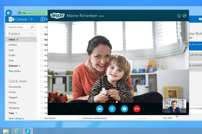 Skype incorpora videollamadas grupales gratis