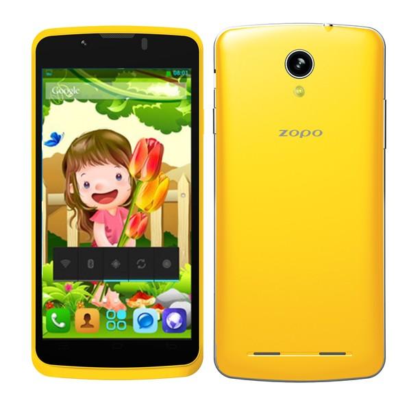 Zopo anuncia su smartphone de gama baja  Zopo ZP580